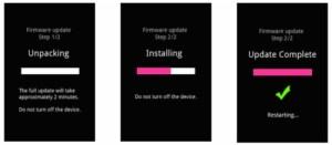 aggiornamento firmware 2.2.1 Ideos