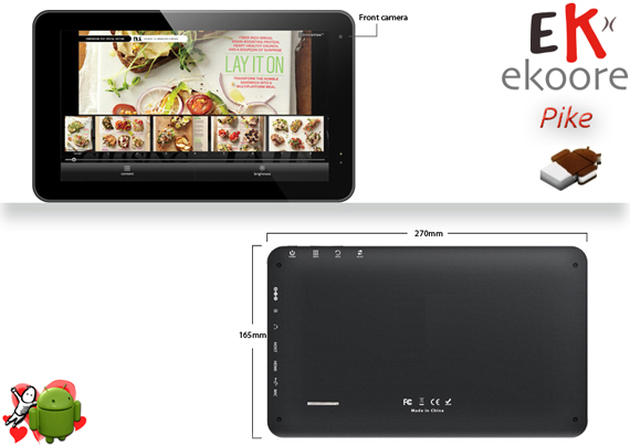ekoore tablet pike android 4